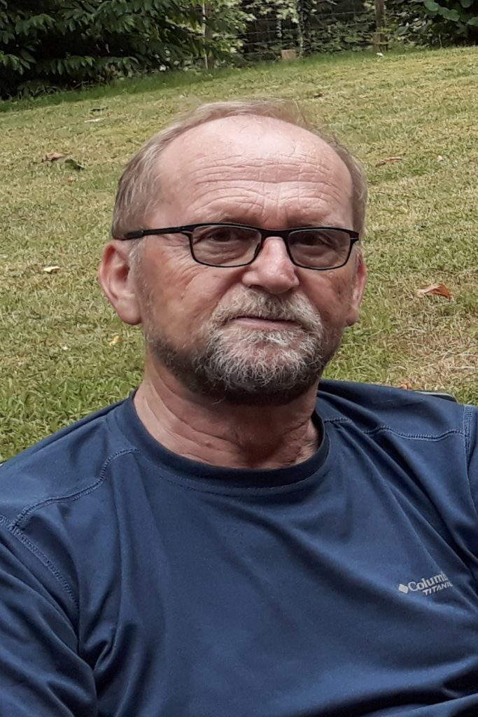 Jean-Pierre Ollivier Intervenant bénévole photo